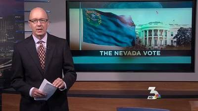 News video: Race for president goes through Nevada